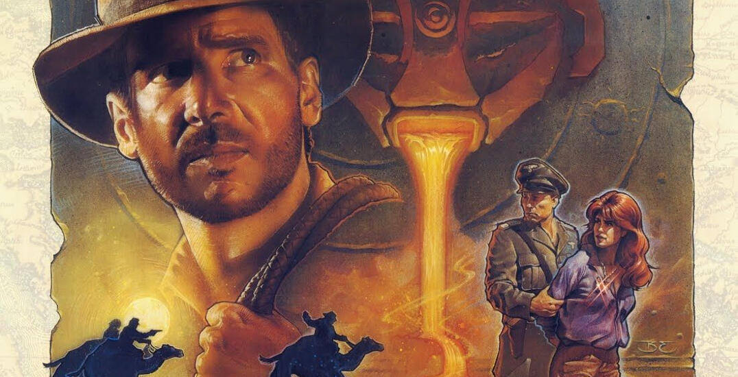 Indiana Jones and the Fate of Atlantis ★★★