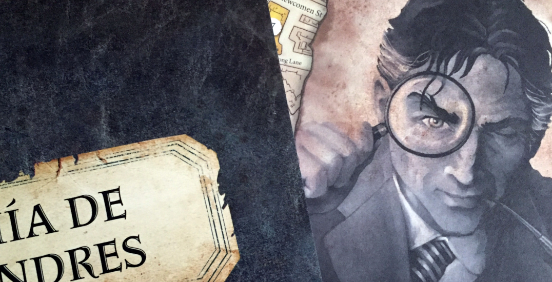 Sherlock Holmes Consulting Detective: More strategy tips for beginners